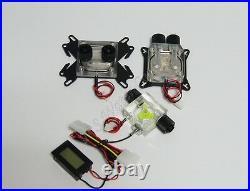 DIY 240 Water Cooling Kit With CPU GPU Radiato Pump Tank For PC Water Cooling