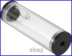 DIY 240mm Water Cooling Kit, DIY 240mm Cooler CPU/GPU Block Pump Reservoir with