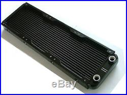 DIY Best Liquid Cooling 360 Radiator Kit Pump 190mm Reservoir CPU GPU HeatSink