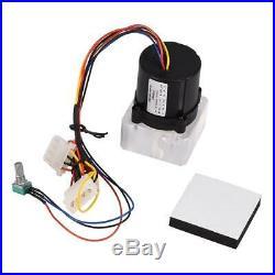 DIY PC Liquid Water Cooling Kit 240mm Radiator Pump Reservoir CPU Block Heatsink