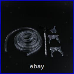 DIY PC Water Liquid Cooling Kit 240mm Radiator Pump Reservoir Color CPU Tube