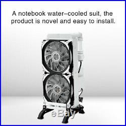 DIY Wasserkühlung Kühlkörper System Kit For PC Tablet Laptop CPU Kühlung 2019