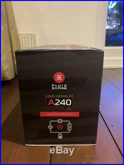 EKWB A240 Water cooling kit (CPU Loop)