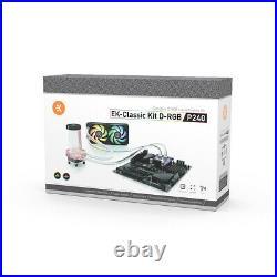 EKWB EK-Classic P240 Water Cooling Kit, Digital RGB