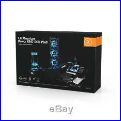 EKWB EK-Quantum Power P360 Water Cooling Kit, Digital RGB