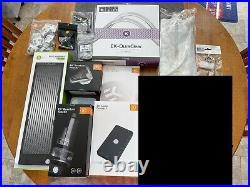 EKWB Full Custom Loop PC Water Cooling Kit LGA115X D5 Combo withEK Loop Connect