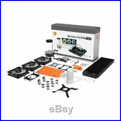 EK-Classic Kit S360 D-RGB Liquid Cooling Kit, CPU Water Block, Radiator, 3x Fans