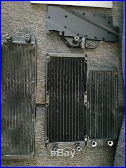EK Fluid A240G Liquid Cooling Kit 240mm Plus Additional Rads READ DESCRIPION