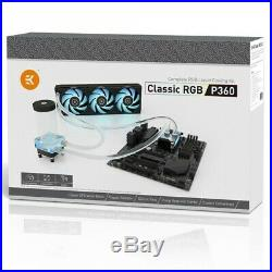 EK Water Blocks EK-Kit Classic RGB S360 Performance Water Cooling Kit