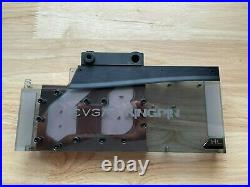 EVGA 3090 KINGPIN HYDRO COPPER KIT 400-HC-1999-B1 Under Warranty