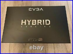 EVGA ARGB GPU Hydro Cooling Kit fits EVGA 3080 / 3080ti / 3090 FTW3