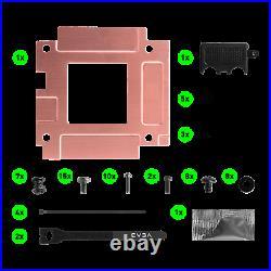 EVGA HYBRID Kit for EVGA GeForce RTX 3090/3080 XC3, 400-HY-1978-B1, ARGB COOLER