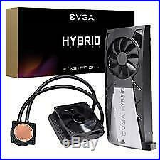 EVGA HYBRID RGB Watercooling Kit for EVGA GeForce RTX 2080 Ti FTW3