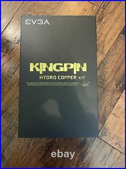 EVGA HYDRO COPPER Kit for EVGA GeForce RTX 3090 KINGPIN, 400-HC-1999-B1