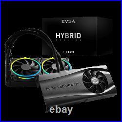 EVGA Hybrid Kit for 3080 / 3090 FTW3, 400-HY-1988-B1 NIB