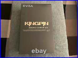 EVGA KINGPIN RTX 3090 HydroCopper Kit (Waterblock only, no card), Unopened