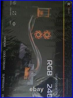 Ekwb Ek-kit Rgb 240 Bnib