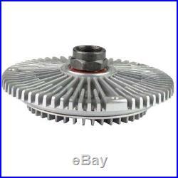 Engine Cooling Fan Clutch + Water Pump for BMW E34 E36 E39 E46 E53 X5 323i 325i