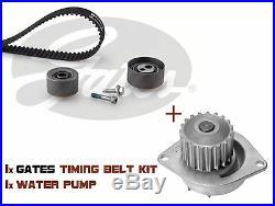 FOR PEUGEOT 106 GTI 1.6 16V TIMING BELT KITand COOLING WATER PUMP GATES BELT KIT