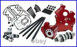 Feuling 7268 Race Series Cam Chest Kit with 592 Cam Water Cooled 17-19 Harley M8
