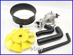 Fiat 600 D E Seat Zastava 750 engine cooling kit water pump fan hoses