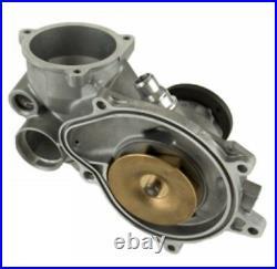 For BMW E65 E66 7-Series Engine Water Pump & Cooling Hose Pipe Kit Graf / Vaico