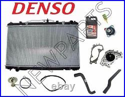 For Lexus ES300 Toyota Camry Radiator & Coolant Hoses & Water Pump Cooling Kit