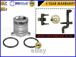For Vw Touareg Multivan Transporter 2.5 Tdi Cooling Water Pump Removal Kit Set