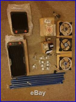 Full custom watercooling hard tube kit