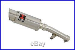 GSX 650 F 1250 FA 07/16 Water Cooled Exhaust Silencer Kit 200SS