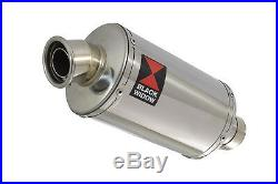 GSX 650 F 1250 FA 07/16 Water Cooled Exhaust Silencer Kit 230SS