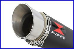 GSX 650 F 1250 FA 07/16 Water Cooled Exhaust Silencer Kit BG36R