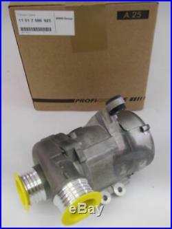 Genuine Engine Cooling Electric Water Pump & Bolt kit & BMW Coolant SET For BMW