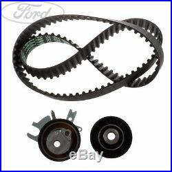Genuine Ford Focus C-Max Galaxy S-Max Mondeo Cam Belt Kit & Water Pump 1855732