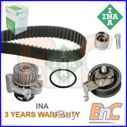 # Genuine Ina Hd Water Pump & Timing Belt Kit For Vw Audi Seat Skoda