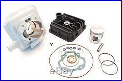 Honda pa50 hobbit camino water cooled 70cc cylinder kit 31 5982 31 5914 31 5913