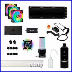 Hydro X Series, iCUE XH305i RGB Custom Cooling Kit XC7 RGB (115X/AM4)