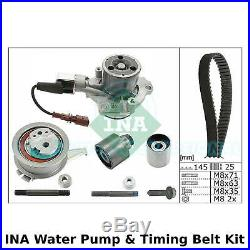 INA Water Pump & Timing Belt Kit (Engine, Cooling) 530 0650 30 OE Quality