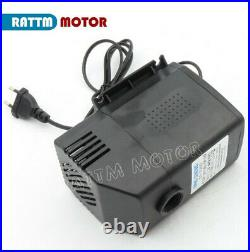 IT1.5KW ER16 Spindle Motor VFD Kit Water Cooling&Inverter&Bracket&Pump&Collets
