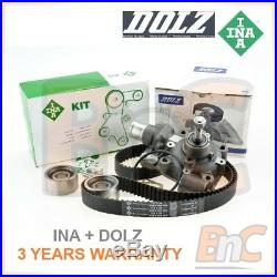 Ina Dolz Heavy Duty Timing Belt Kit & Water Pump Set For Iveco Daily III 2.8
