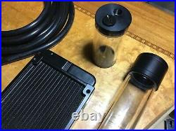 Intel complete water cooling kit plus extras