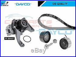 Jeep Cherokee 2.5 Crdi 01-06 Engine Timing Cam Belt Kit And Cooling Water Pump