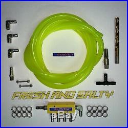Jet ski PWC dual water cooling kit