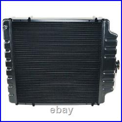 Kale Radiator Cooling Compatible With Massey Ferguson Mf Tractor 1695721M2