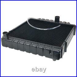 Kale Radiator Cooling For Massey Ferguson Mf 365 375 383 390 390T Tractor