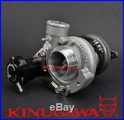 Kinugawa Turbocharger TD04HL-15T /T25 6cm Hsg / Oil & Water-cooled with Kit