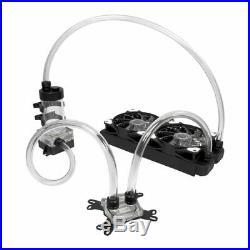 LIQUID. Cool Vortex One DIY Liquid Cooling Kit, Strike One CPU Block, 500lph Pump