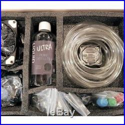Liquid Cool Vortex One Advanced DIY 240mm Water Cooling Kit