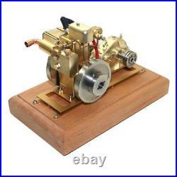 M12B 1.6cc Mini Gasoline Engine Model Gear Reducer Water Cooled 1 Cyl 4 Stroke