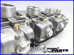 Mikuni RS 38 flatslide racing carburetors kit water-cooled Suzuki GSXR 750 1100